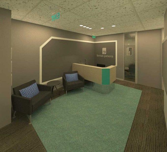 Tiernan Parsons' Office is inConstruction