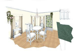 Suggestions for the Breakfast Room