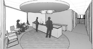 Contour Interiors – Occupational Rehabilitation Clinic,Darwin