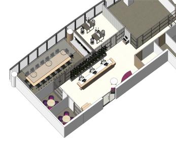 Lisa elliott interior design_the body shop concept