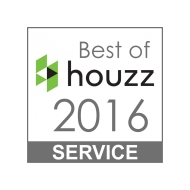 Best of Houzz 2016 – Client Satisfaction