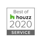 Best of Houzz 2020 – Clientsatisfaction